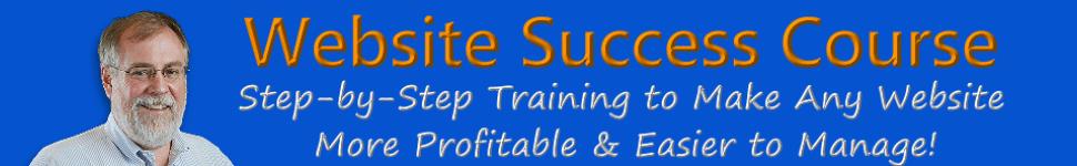 Website Success Course